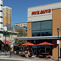 Five Guys in Hyattsville, MD near 3350 at Alterra