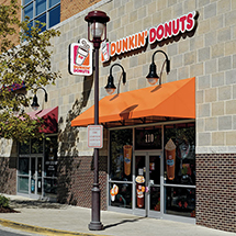Dunkin Donuts in Hyattsville, MD near 3350 at Alterra