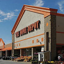 Home Depot in Hyattsville, MD near 3350 at Alterra