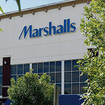 Marshalls store in Hyattsville, MD near 3350 at Alterra