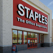 Staples Office superstore in Hyattsville, MD near 3350 at Alterra