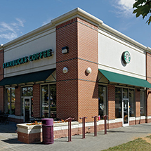 Starbucks Coffee in Hyattsville, MD near 3350 at Alterra